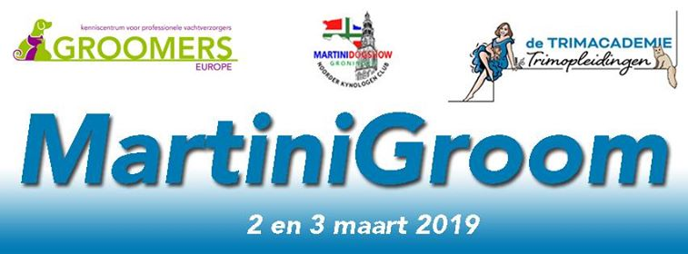 MartiniGroom 2 & 3 maart 2019
