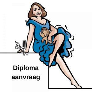 Diploma aanvraag