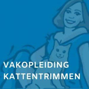 VAKOPLEIDING-KATTENTRIMMEN